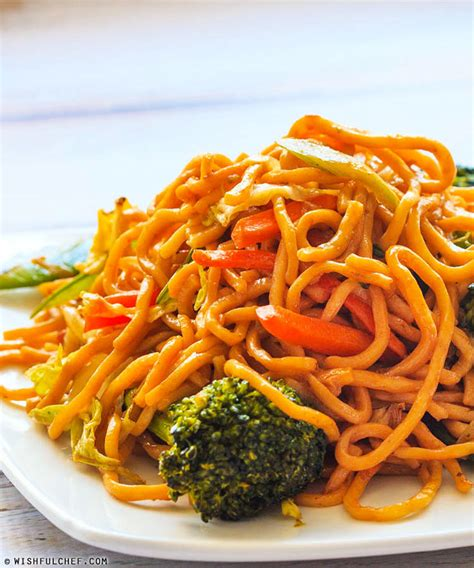 vegetables recipes easy and easy vegetable lo mein favehealthyrecipes