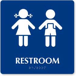 free printable bathroom signs clipart best