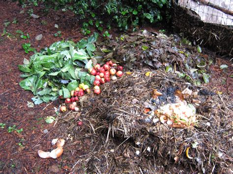 how to make a compost pile in your backyard composting farmlet