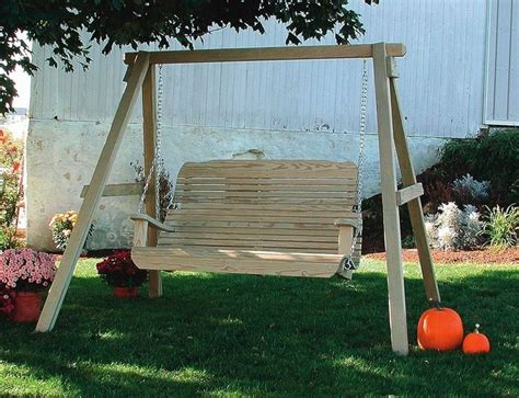 bench swing frame 1000 ideas about bench swing on pinterest porch swings