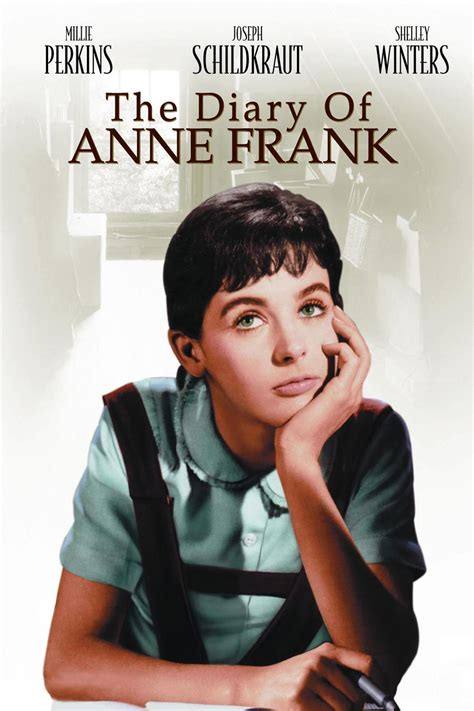 biography of anne frank movie millie perkins biography movie highlights and photos