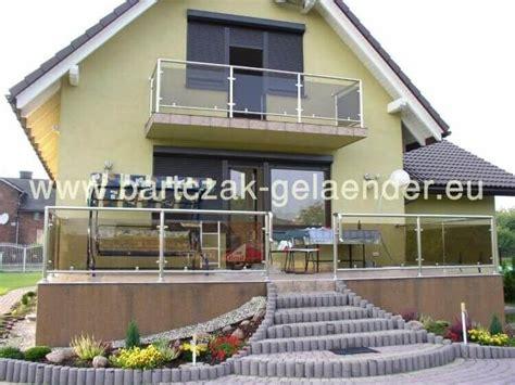 Lärmschutzwand Garten Kosten by Edelstahlgel 228 Nder Glas Au 223 En Und Innen Bausatz Zum Selber Bauen Aus Polen