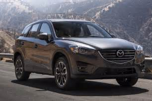 2016 subaru crosstrek vs 2016 mazda cx 5 which is better