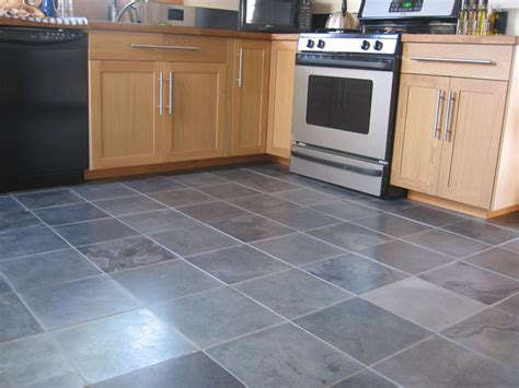 Quality Kitchen Floor Tiles Slate Of Tuscany