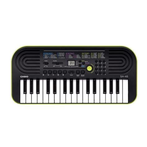 Keyboard Murah Casio jual casio keyboard mini sa 46 murah bhinneka