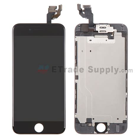 Lcd Iphone 6 apple iphone 6 lcd and digitizer assembly with small parts