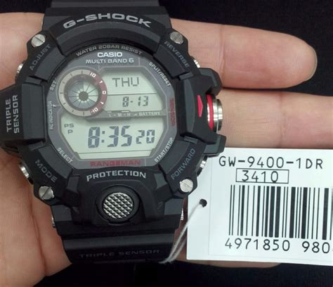 Casio G Shock Original Gw 9400 1dr rel 243 gio casio g shock gw 9400 1dr rangeman r 1 349 00
