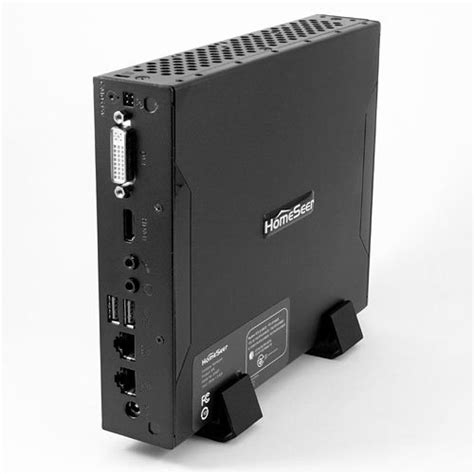 homeseer hometroller s6 z wave plus home automation controller