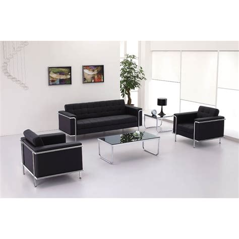 contemporary style reception area lobby seating make a