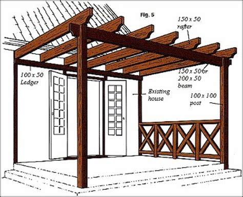 Constructing Kitchen Cabinets by C 243 Mo Hacer Una P 233 Rgola De Madera Casas Ecol 243 Gicas