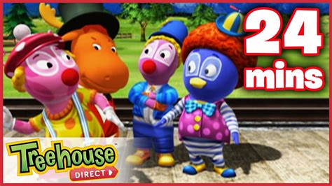 the backyardigans best clowns in town ep 35