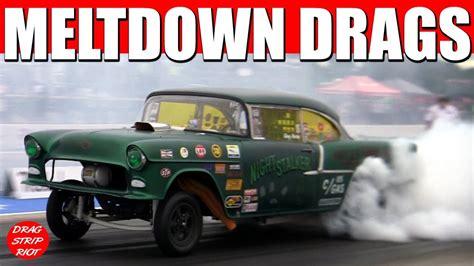 Jok Drag By Max Speedshop 2017 meltdown drags school gasser 1 4 mile drag racing