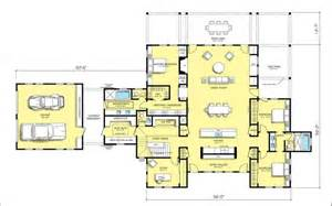 Contemporary Farmhouse Floor Plans Floor Plan Modern Farmhouse Cottage Inspiration