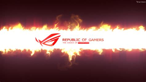 wallpaper republic of gamers 4k asus rog 4k wallpaper wallpapersafari