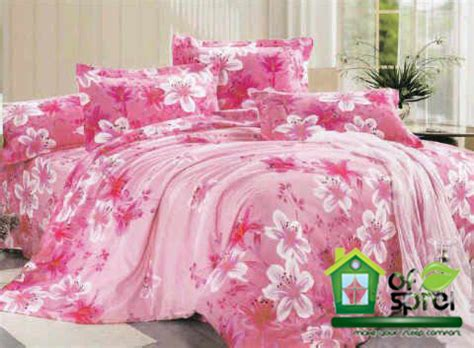 Sprei Polos Cherry Sky Blue Ukuran 160x200 sprei dewasa unaisah collection page 5