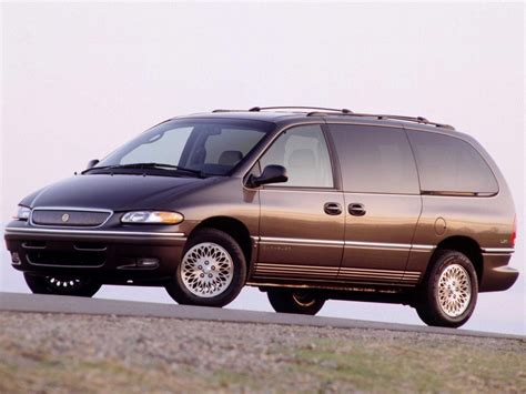 chrysler minivan automotive history the 1996 2000 chrysler ns minivans