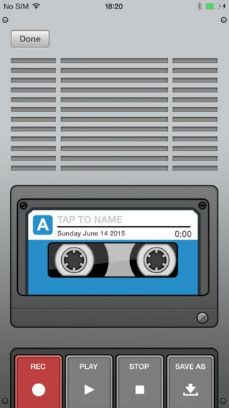voice recorder    app store