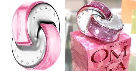 Parfum Bvlgari Pink by Bvlgari Omnia Pink Sapphire New Fragrances