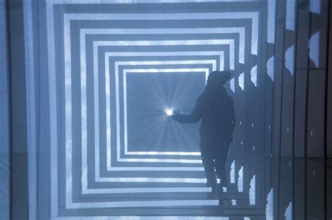 abstract audiovisual installation   festival