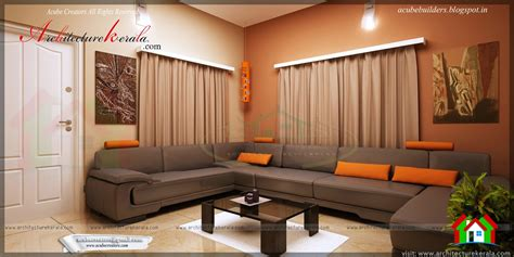 drawing room interior design architecture kerala