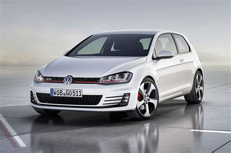 2013 Volkswagen Gti glimpse at the 2013 volkswagen gti concept