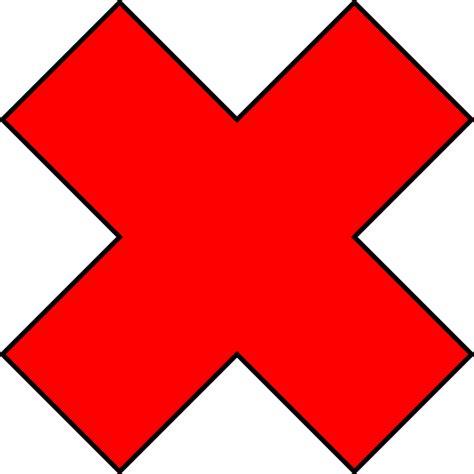 Free Vector Graphic Forbidden Red Cross Delete Free Free Vector Graphic Delete Remove Cross Cancel