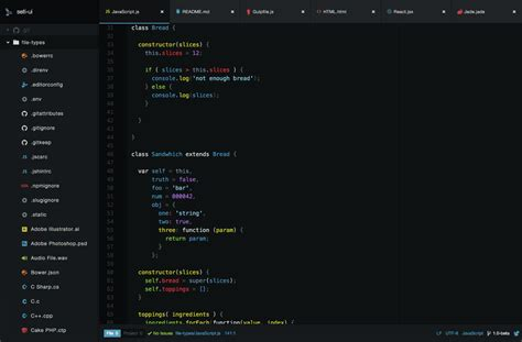best light themes for atom seti ui