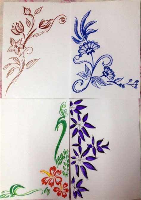 design for project border designs for school project