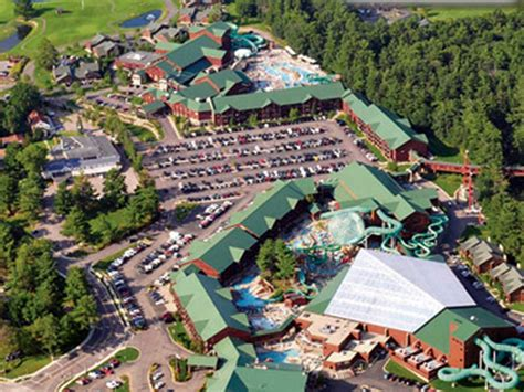 The Wilderness Cabins Wisconsin Dells by Wilderness Wisconsin Dells