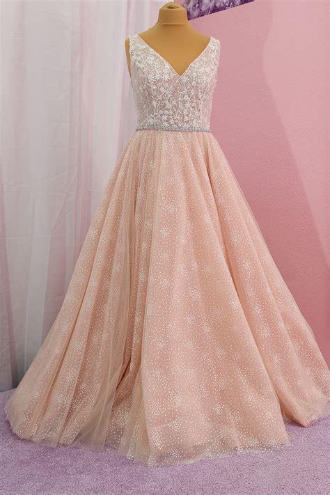 hochzeitskleid blush hochzeitskleid brautkleid 40 42 blush nazzals traumhochzeit