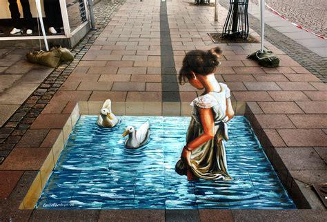 strassenmalerei book  street artist