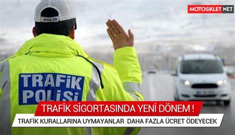 trafik kurallarini ihlal eden sueruecueler daha fazla trafik
