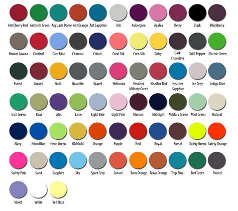 gildan shirt color chart gildan t shirt ss vinylkraze