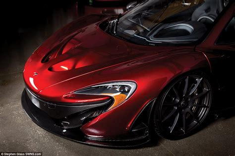 mclaren p1 supercar could sell for 163 500 000 profit daily mail