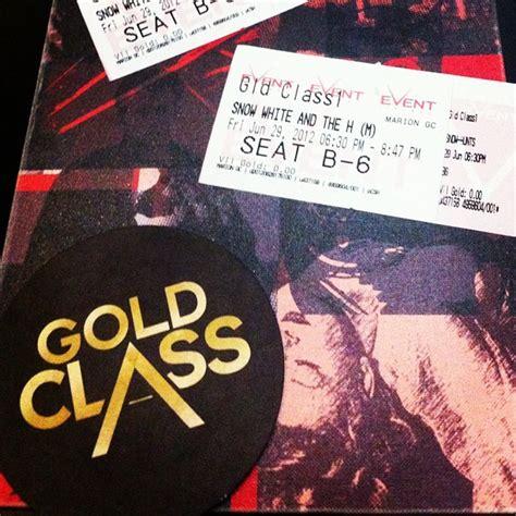 Or Event Cinemas Gold Class Event Cinemas Marion Adelaide