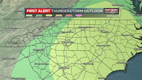 first alert heavy rain gusty winds possible throughout