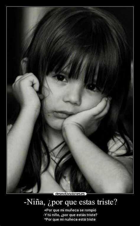 Imagenes De Niña Triste | im 225 genes de ni 241 as tristes imagui