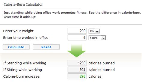 calories burned at standing desk standing desk calories burned 28 images how many