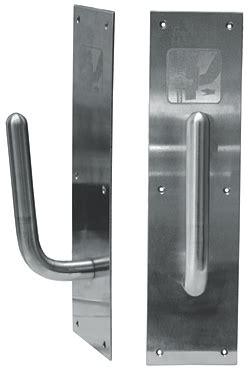 commercial bathroom door handle facilities management plumbing restrooms restroom door