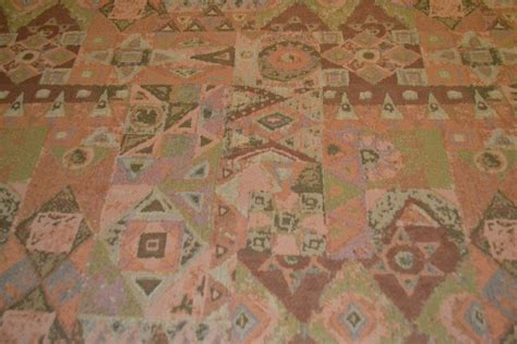 Western Upholstery Fabric by Multi Colored Geometric Western Design Upholstery Fabric