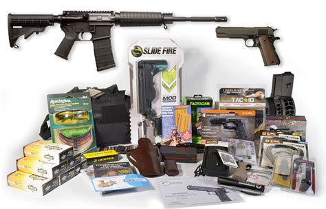 Rifle Giveaway - ultimate gun giveaway armsvault