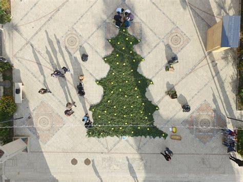 tappeti di natale montallegro l albero di natale 232 un tappeto floreale ripost