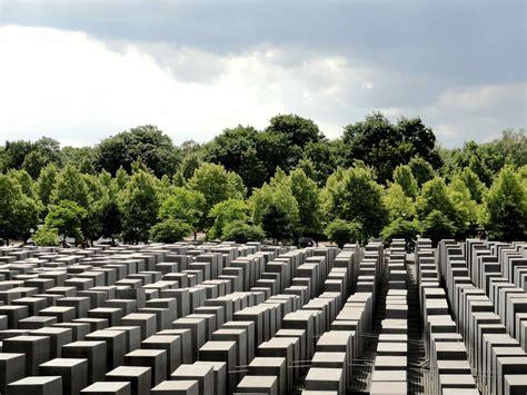 auschwitz memoria berlin s holocaust memorial filling my map