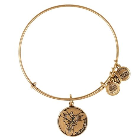 goddaughter charm bracelet alex and ani to give