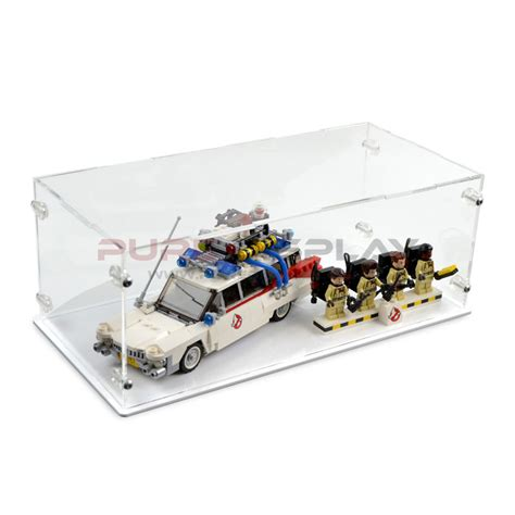 Lego Ghostbuster 21108 display for lego 21108 ghostbusters ecto 1