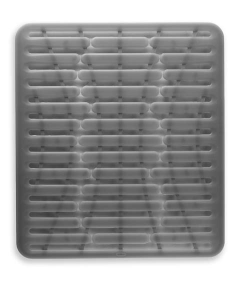 Silicone Sink Mat by Oxo Silicone Sink Square Mat Williams Sonoma
