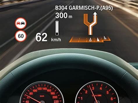 Bmw 3er Head Up Display by What Is The Bmw Technology Package Autobytel