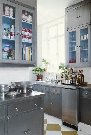 silver kitchen cabinets silver grey cabinets for the home pinterest