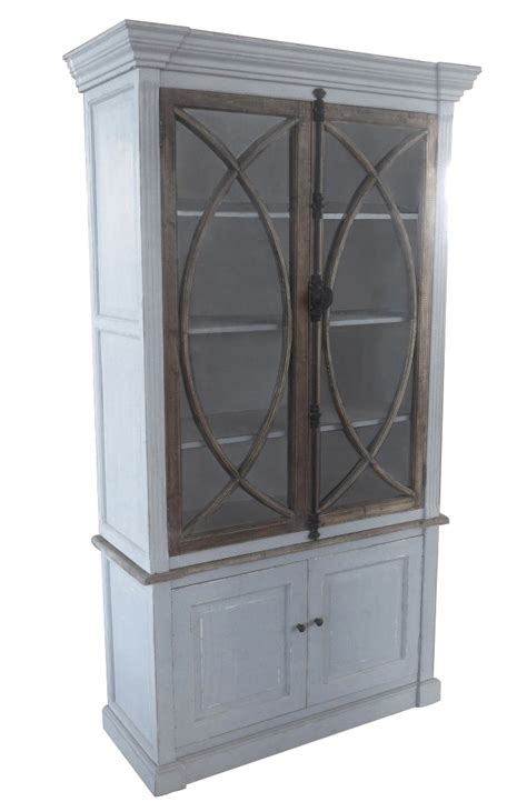 grayson armoire white grayson vitrine armoires cupboards cabinets