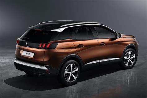 Nouvelle Peugeot 3008
